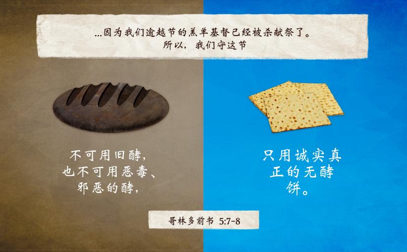 春节:逾越节与春节