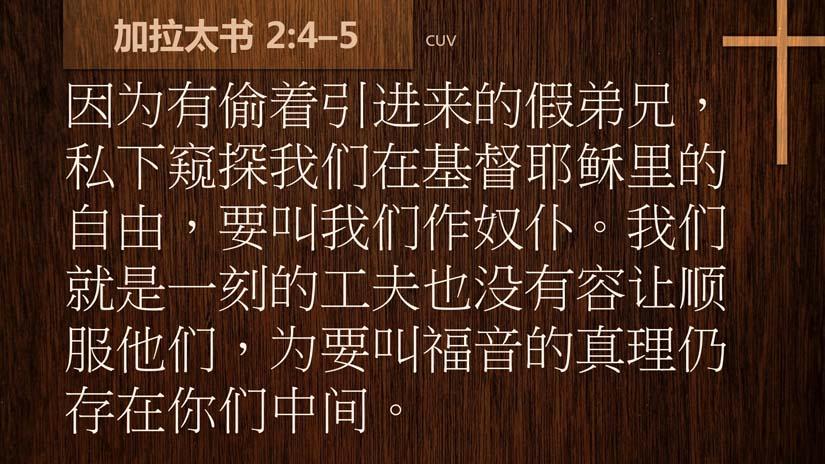 2:1-10恩典福音叫人得自由– 恩典材料